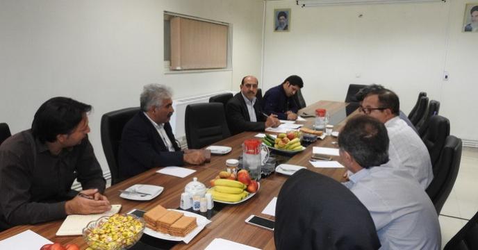 برگزاری همایش یکروزه با کارگزاران استان البرز