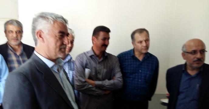 بازدید از سایت بوجاری شرکت در استان آذربایجان شرقی