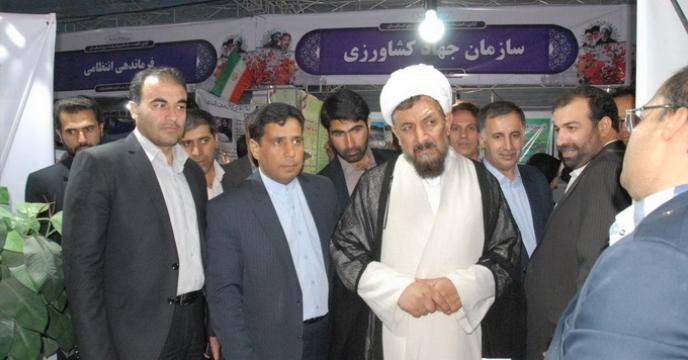 بزرگداشت هفته دولت در خراسان شمالی
