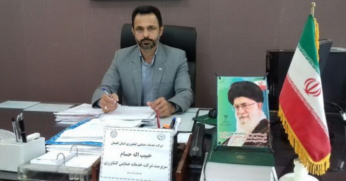 پنجمین جلسه شورای اداری در گلستان
