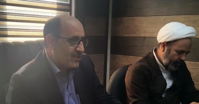 مراسم معارفه سرپرست جدید شرکت خدمات حمایتی کشاورزی استان قزوین