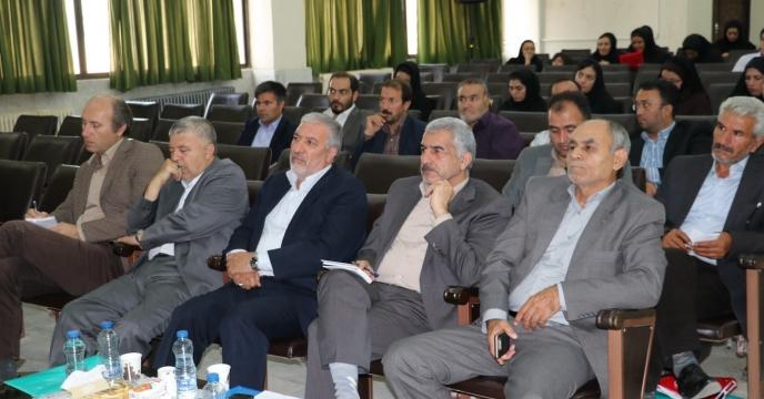 همایش شروع کشت گندم در استان آذربایجان غربی