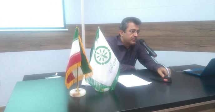 گزارش جلسه توجیهی آموزشی کارگزاران استان هرمزگان