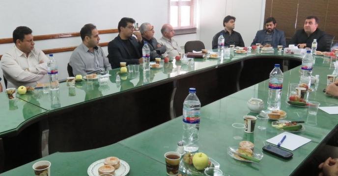 برگزاری همایش کارگزاران توزیع سم در استان مازندران