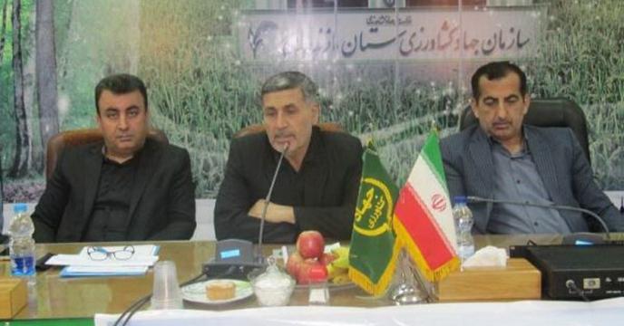 گزارش کارگاه آموزش انتقال دانش فنی بذور کلزا  در استان مازندران