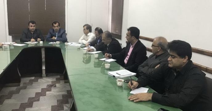 جلسه کمیته بازرسی و نظارت کود استان مازندران