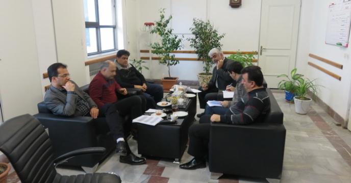 برگزاری جلسه هماهنگی ماشین آلات کشاورزی در استان مازندران