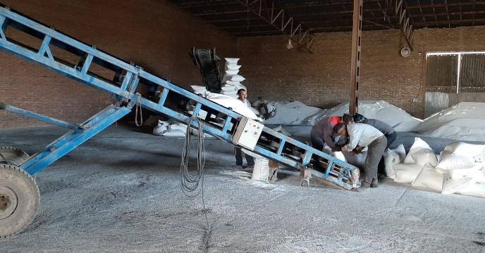 توزیع بیش از 1600 تن کود شیمیایی اوره در استان قزوین