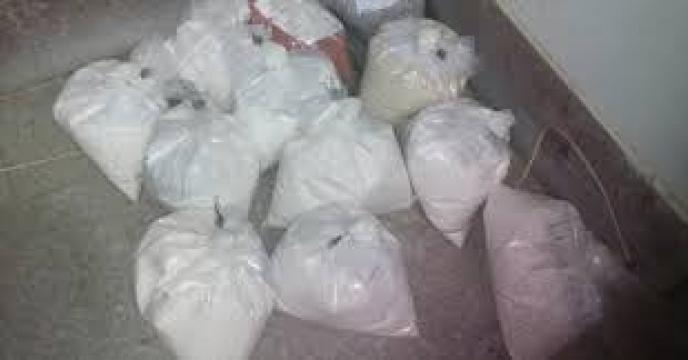 از کودهای شیمیایی موجوددر انبار سازمانی مهران نمونه برداری شد