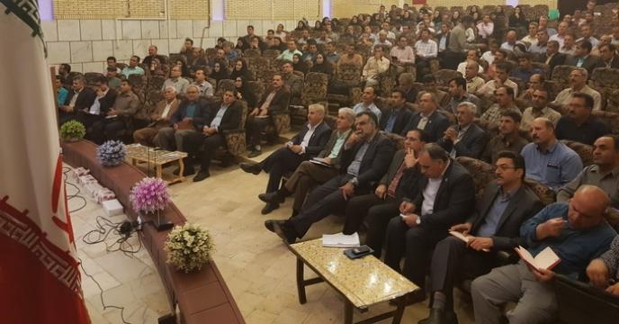 همایش تبیین سیاست های کشت پاییزه سال زراعی 98-97 استان فارس