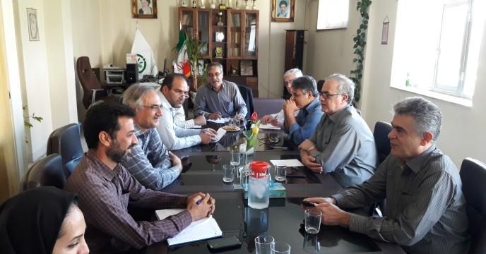 برگزاری کمیته کارشناسی استان اصفهان