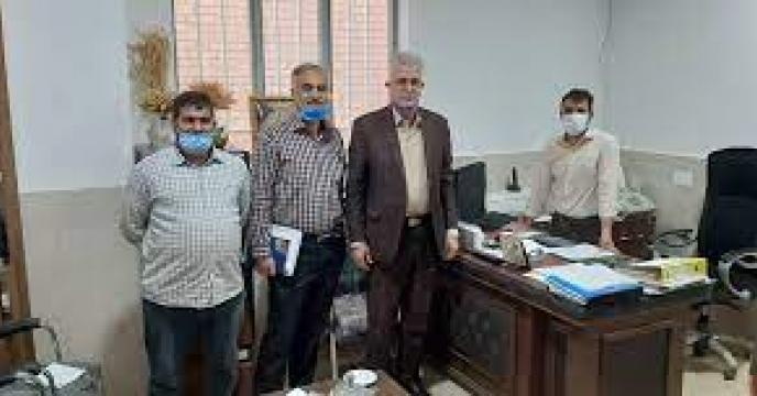 اجرای سامانههای نوین آبیاری در استان اصفهان