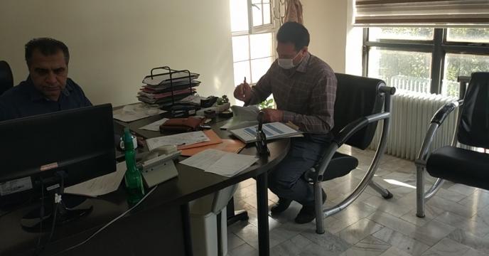 کود اوره توزیع شده در شهرستان آبدانان استان ایلام