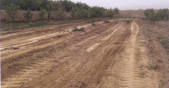 اجرای سیاست خاک به عنوان یک زیستبوم در استان البرز