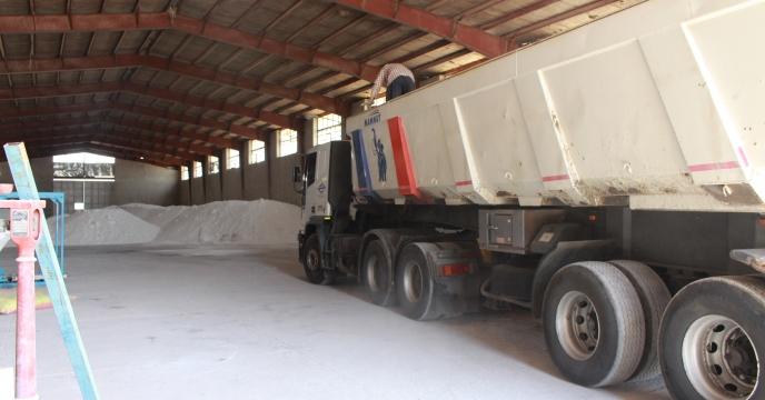 توزیع کود سولفات پتاسیم  شیمیایی درشهرستان  سرابله