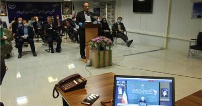 حمل درون استانی کود در استان ایلام