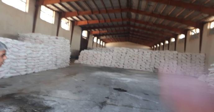 توزیع کود شیمیایی درشهرستان  دره شهر