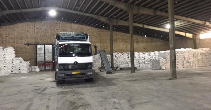 تامبن و ارسال مقدار 20 تن کود سوپر فسفات تریپل  به شهرستان ارومیه