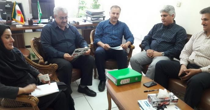 برگزاری نشست شورای برنامه ریزی ماشین ها و ادوات کشاورزی در ستاد