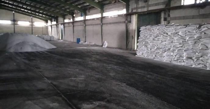 تامین و توزیع 1150 کیلوگرم کود سوپرفسفات تریپل در ساری