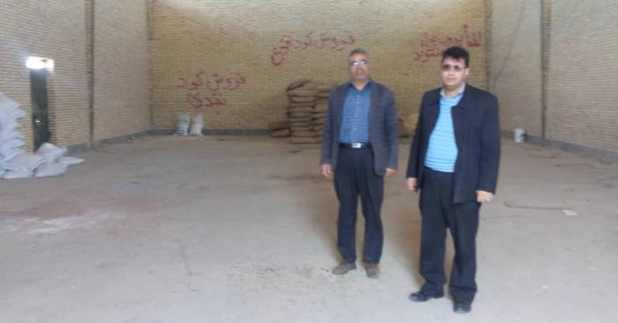 پایش کود در استان یزد