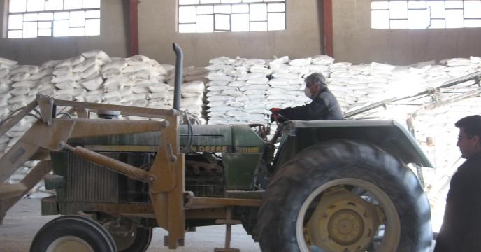 توزیع کوداوره شیمیایی درشهرستان  دره شهر