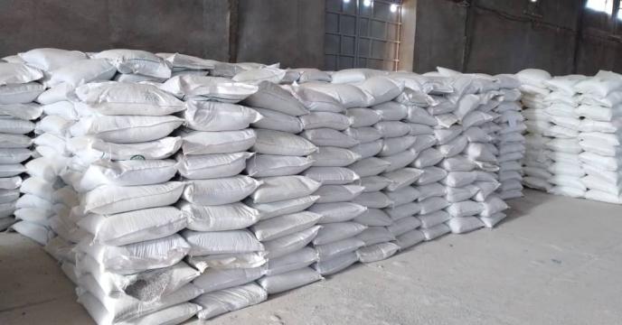 تأمین و حمل ۷۶۱ تن کود شیمیایی اوره از مبدأ عسلويه