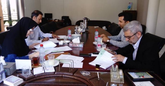 بازدید مدیر محترم اداره نظارت و ارزشیابی دفتر مرکزی شرکت خدمات حمایتی کشاورزی از استان فارس