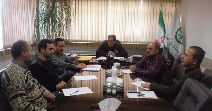 تشکیل جلسه کمیته بهداشت