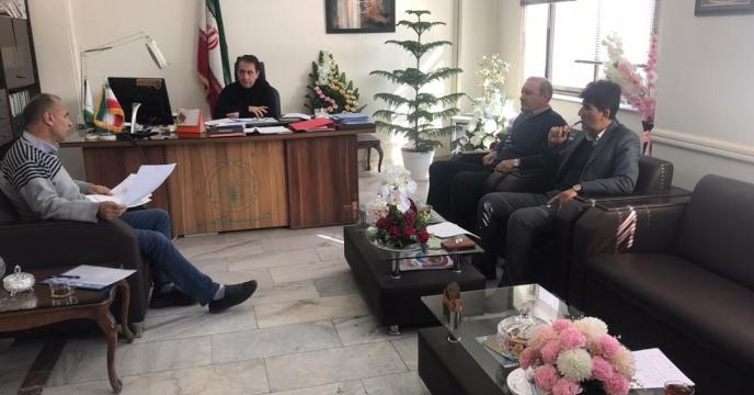 برگزاری جلسه کمیسیون معاملات در استان آذربایجان غربی