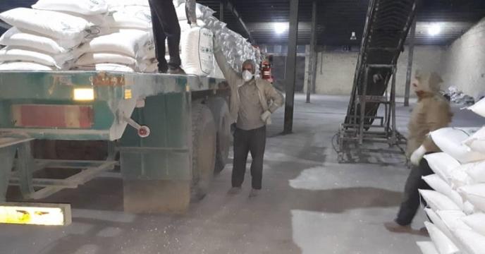 توزیع 8311 تن انواع کود شیمیایی در استان آذربایجان غربی در فروردین ماه سال جاری