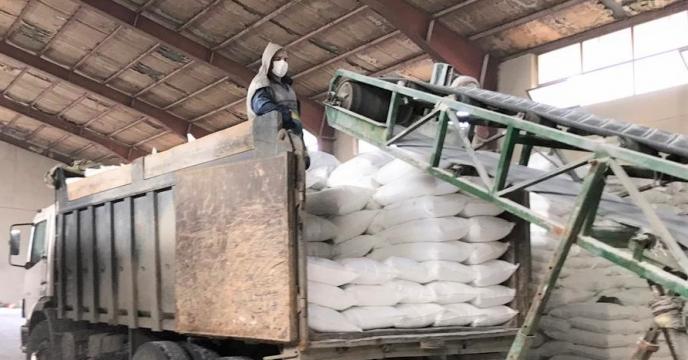 تامین و ارسال مقدار چهار هزار و 497 تن انواع کودهای شیمیایی به شهرستان  مهاباد در نه ماهه اول سال 1399