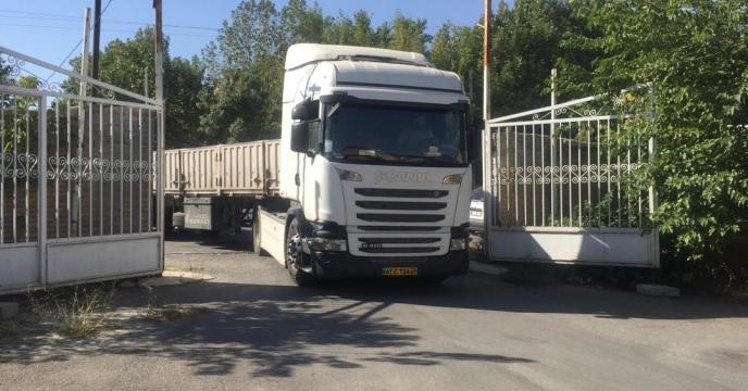 تخلیه مقدار 50 تن  کود سوپرفسفات تریپل  در انبارهای سازمانی آذربایجان غربی
