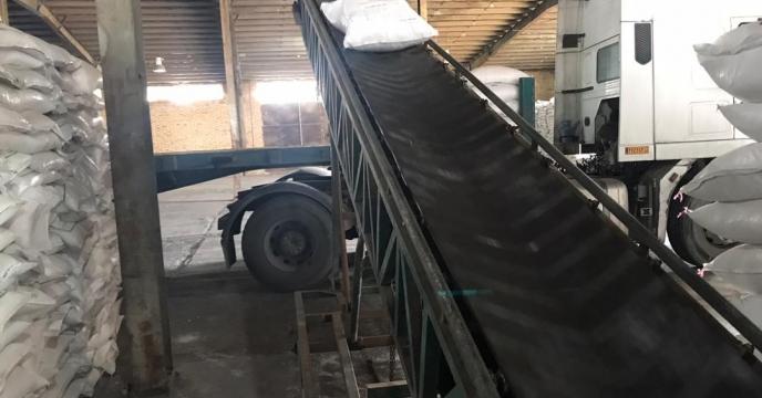 تامین و ارسال  مقدار 10 تن کود  نیترات آمونیوم سولفات به شهرستان پیرانشهر