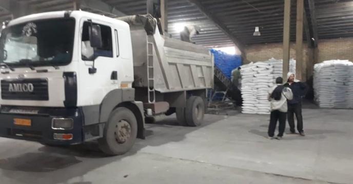 تامین و ارسال  مقدار 10 تن کود اوره و سوپر فسفات تریپل به شهرستان ارومیه