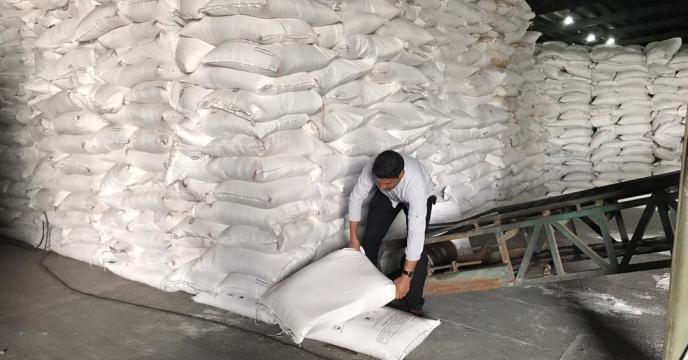 تامبن و ارسال مقدار 10 تن کود سوپر فسفات تریپل و 5 تن سولفات پتاسیم گرانوله به شهرستان مهاباد
