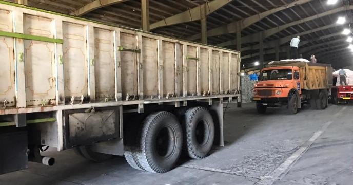تامبن و ارسال مقدار 10 تن کود سوپر فسفات تریپل به شهرستان بوکان