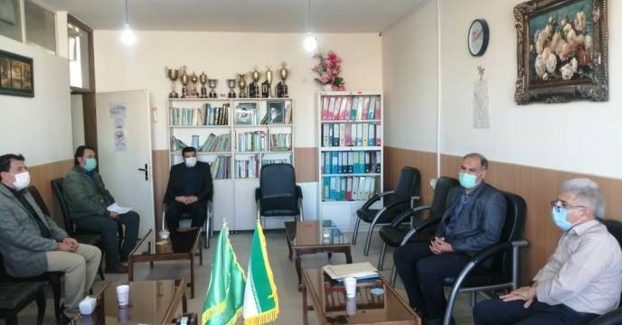 پایش کودهای شیمیایی یارانه دار در  شهرستان  شاهیندژ