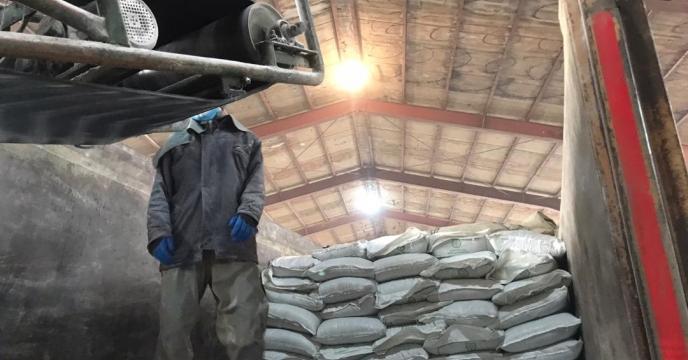 تامبن و ارسال مقدار 10 تن کود سولفات پتاسیم گرانوله به شهرستان شاهیندژ