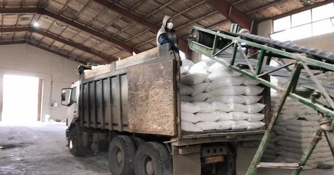 تامبن و ارسال مقدار 15 تن کود اوره  به شهرستان شوط