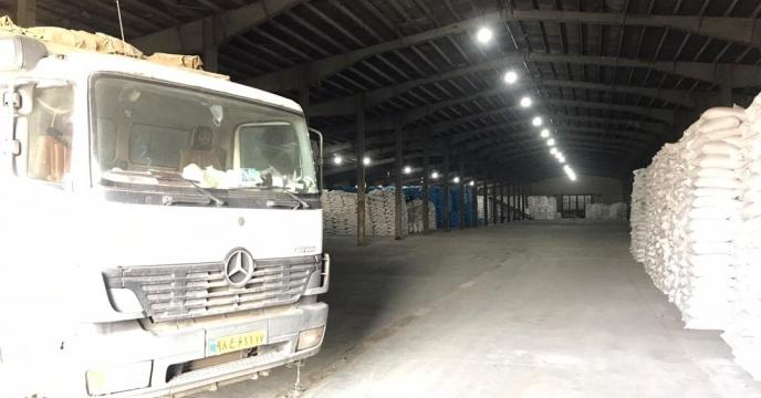 تامبن و ارسال مقدار 5 تن کود سوپر فسفات تریپل به شهرستان شاهیندژ