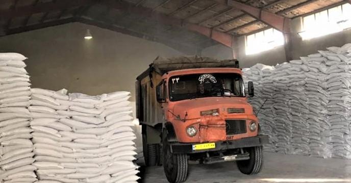 تامین و ارسال مقداریک هزارو  297 تن انواع کودهای شیمیایی به شهرستان  سردشت در نه ماهه اول سال 1399