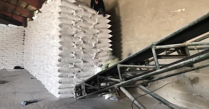 تامین و توزیع مقدار 135 تن کود اوره در شهرستان ارومیه