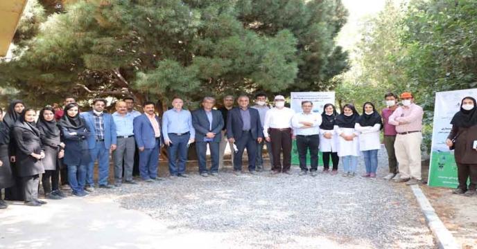 عملکرد موفق استان اصفهان در توسعه سیستمهای نوین آبیاری
