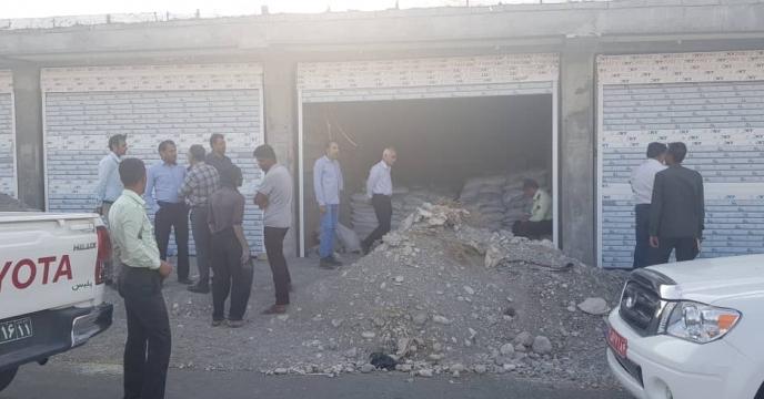 کشف کودهای قاچاق یارانه ای در شهرستان رودان – استان هرمزگان