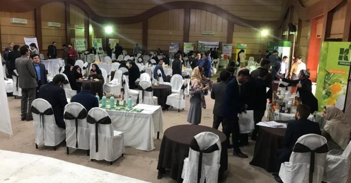 برگزاری همایش آموزشی ترویجی و معرفی سبد کودی شرکت خدمات حمایتی کشاورزی استان