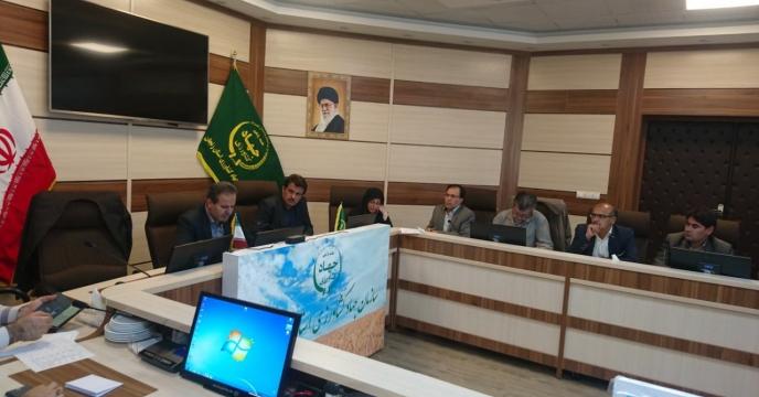 تشکیل ستاد کود استان