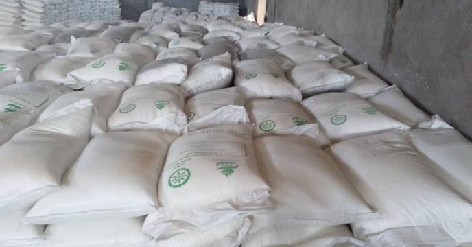 تأمین و حمل ۴۷۸ تن کود شیمیایی اوره از مبدأ عسلويه