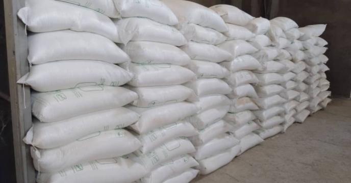 توزیع ۲۳تن کود شیمیایی اوره در شهرستان تنگستان