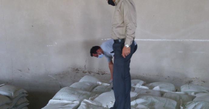 تأمین و تدارک کود مورد نیاز باغات میوه در شهرستان ساوجبلاغ